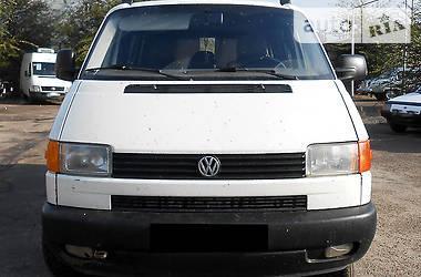 Volkswagen T4 (Transporter) пасс. 1998 в Запорожье