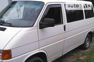 Volkswagen T4 (Transporter) пасс. 1995 в Хотине