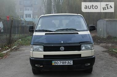 Volkswagen T4 (Transporter) пасс. 2001 в Ивано-Франковске