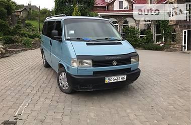 Volkswagen T4 (Transporter) пасс. 1999 в Кам'янець-Подільському
