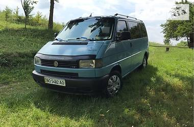 Volkswagen T4 (Transporter) пасс. 1999 в Каменец-Подольском