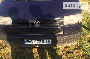 Volkswagen T4 (Transporter) пасс. 1996 в Сколе