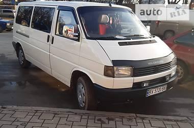 Volkswagen T4 (Transporter) пасс. 1991 в Каменец-Подольском
