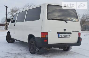 Volkswagen T4 (Transporter) пасс. 2002 в Геническе