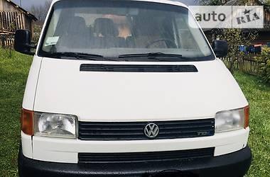 Volkswagen T4 (Transporter) пасс. 1999 в Сколе