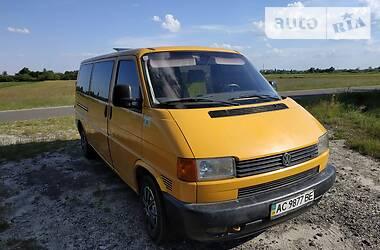 Volkswagen T4 (Transporter) пасс. 1998 в Ковеле
