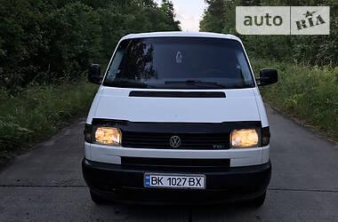 Volkswagen T4 (Transporter) пасс. 1999 в Ковелі
