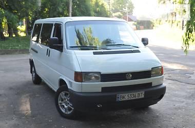 Volkswagen T4 (Transporter) пасс. 1999 в Остроге