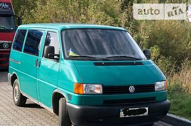 Volkswagen T4 (Transporter) пасс. 1997 в Ровно