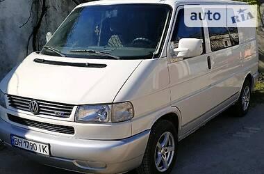 Volkswagen T4 (Transporter) пасс. 2002 в Черноморске