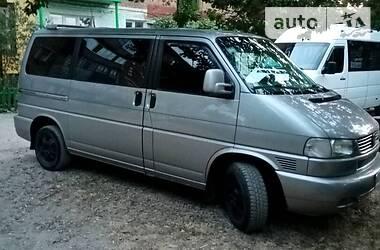 Volkswagen T4 (Transporter) пасс. 1998 в Тульчине