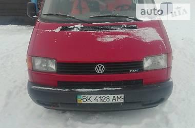 Volkswagen T4 (Transporter) пасс. 2001 в Рокитном