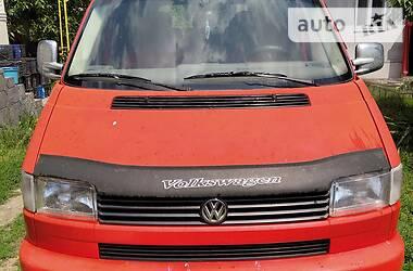 Минивэн Volkswagen T4 (Transporter) пасс. 1999 в Сокирянах