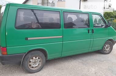 Легковой фургон (до 1,5 т) Volkswagen T4 (Transporter) пасс. 1995 в Тернополе