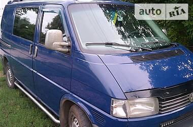 Универсал Volkswagen T4 (Transporter) пасс. 2001 в Мариуполе