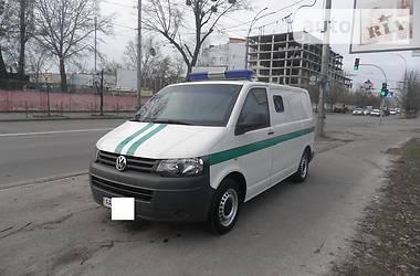 Volkswagen T5 (Transporter) груз 2013 в Киеве