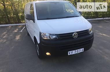 Volkswagen T5 (Transporter) груз 103kwt