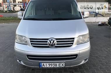 Volkswagen T5 (Transporter) груз 2007 в Вишневом