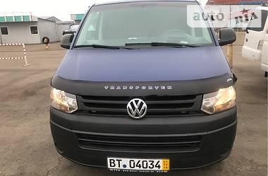 Volkswagen T5 (Transporter) груз 2015 в Киеве
