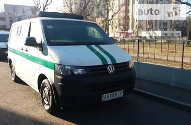 Volkswagen T5 (Transporter) груз 2014 в Києві