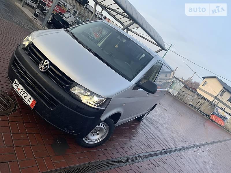 Volkswagen T5 (Transporter) груз 2015 в Луцке