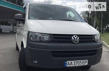 Легковий фургон (до 1,5т) Volkswagen T5 (Transporter) груз. 2013 в Києві