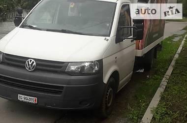 Рефрижератор Volkswagen T5 (Transporter) груз. 2013 в Ровно