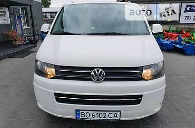 Микроавтобус грузовой (до 3,5т) Volkswagen T5 (Transporter) груз. 2013 в Тернополе