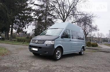 Volkswagen T5 (Transporter) пасс. MAXI 2009