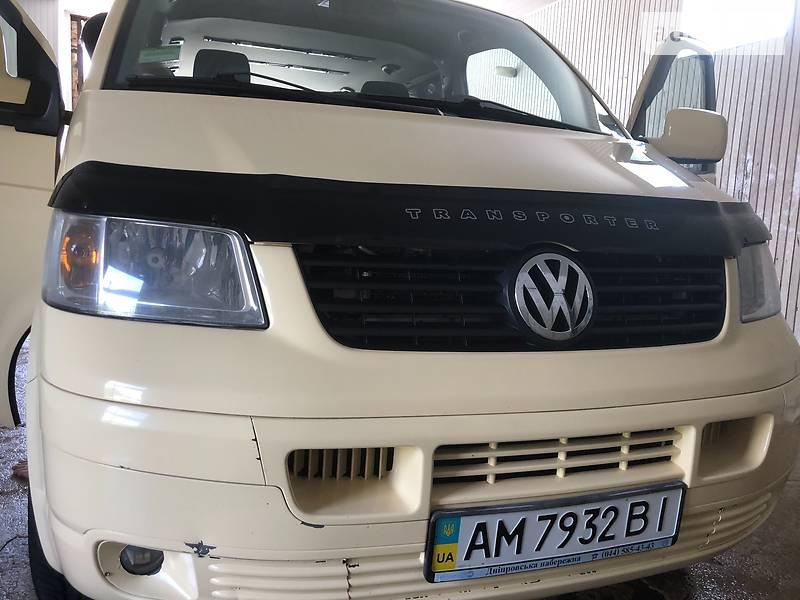 Volkswagen T5 (Transporter) пасс. 2007 в Виннице