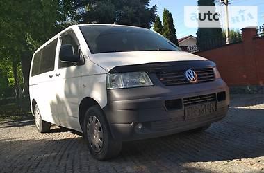 Volkswagen T5 (Transporter) пасс. 2009 в Харькове
