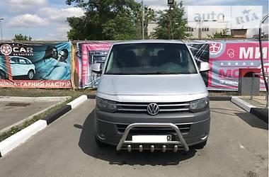 Volkswagen T5 (Transporter) пасс. 2012 в Киеве