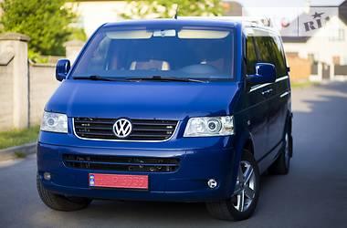 Volkswagen T5 (Transporter) пасс. 2006 в Львове