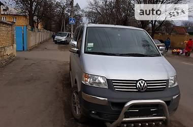 Volkswagen T5 (Transporter) пасс. 2008 в Краматорську