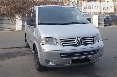 Volkswagen T5 (Transporter) пасс. 2008 в Києві