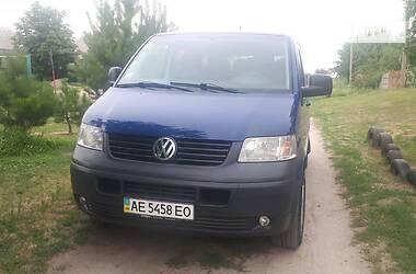 Volkswagen T5 (Transporter) пасс. 2006 в Новомосковську