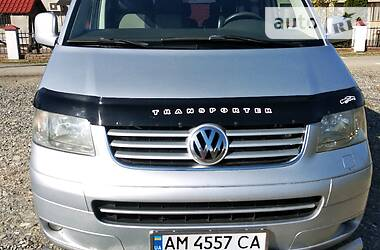 Volkswagen T5 (Transporter) пасс. 2007 в Коломые