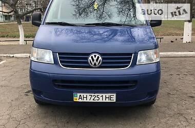 Volkswagen T5 (Transporter) пасс. 2005 в Мариуполе