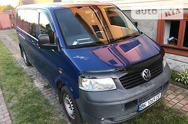 Volkswagen T5 (Transporter) пасс. 2006 в Рокитном