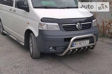 Volkswagen T5 (Transporter) пасс. 2007 в Курахово