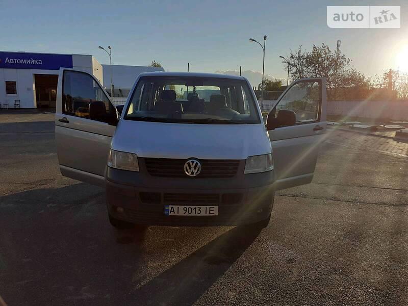 Volkswagen T5 (Transporter) пасс.