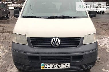Volkswagen T5 (Transporter) пасс. 2006 в Києві