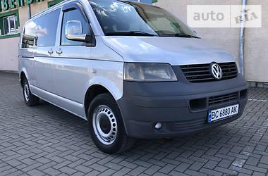 Volkswagen T5 (Transporter) пасс. 2005 в Стрию