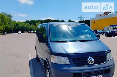Легковой фургон (до 1,5 т) Volkswagen T5 (Transporter) пасс. 2008 в Запорожье