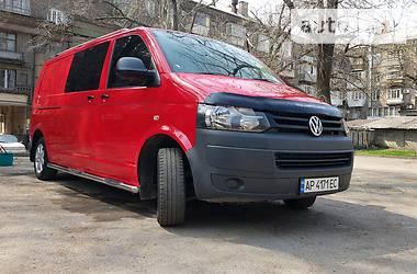 Volkswagen T6 (Transporter) пасс. 2012 в Запорожье