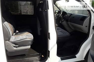 Volkswagen T6 (Transporter) пасс. 2014 в Вінниці