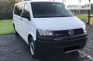 Volkswagen T6 (Transporter) пасс. 2014 в Киеве