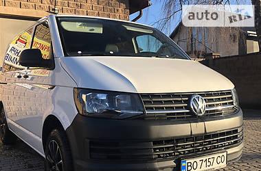 Volkswagen T6 (Transporter) пасс. 2015 в Кременце