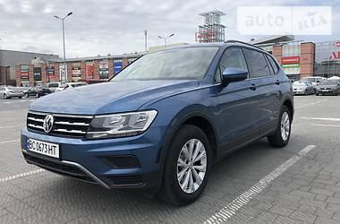Volkswagen Tiguan Allspace 2017 в Львові