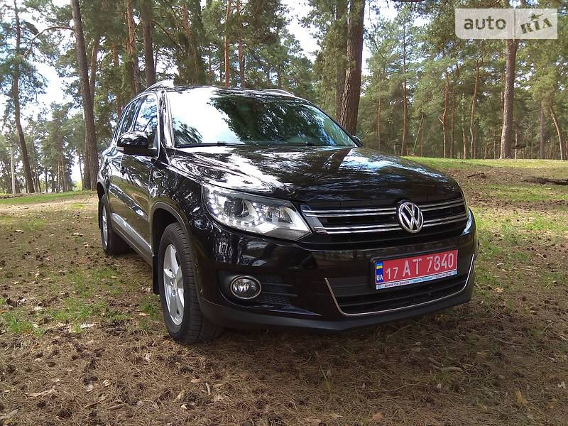 Volkswagen Tiguan 2013 в Києві